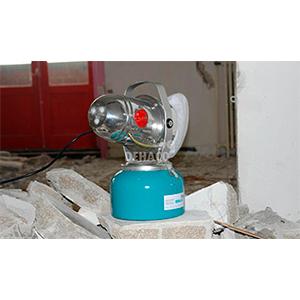 Pulverizadores de água Portáteis